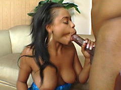 Huge cock blasts a nut inside her. Olivia Winters.