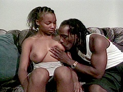 A young ebony couple get it on on a sofa here. Brown Sugar, watch free porn video.