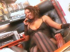 Jean Baptiste and Lexington Steele screwing nasty chick hard