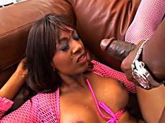 Lexington Steele caught and rammed sexy chick with enormous weapon
