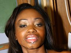 Black porn gang bang video. Porn star name - Cocoa Chanel