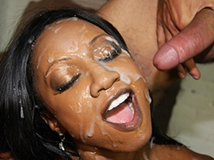 Black porn gang bang video. Porn star name - Diamond Jackson