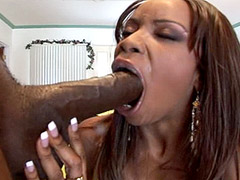 Huge black monster cock wild banged ass perfect ebony babe