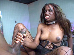 Huge African monster cocks hardcore fucking ebony slut