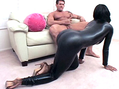 black porn star, Jada Fire hard fuck interracial