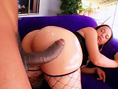 Wet butt black slut gets fucked. Keisha