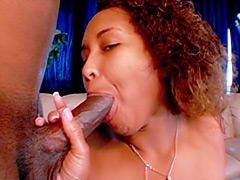 Hot big ass babe gets lubed and fucked. Angie
