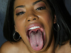 Black Girl Interracial Gloryhole Fuck & Blow job. Havana Ginger