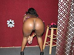 Nude black sluts. Free black porn video. Aryana Starr.