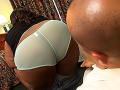 Big black Choclick Ty gets fucked hard. Choclick Ty