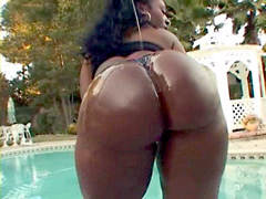 If you like big ebony ass, you must love Beauty Dior's ass, she has really fine round ebony ass,..