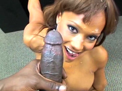 Cassidy Clay is perfect for you, because she gets a massy cum shot in office. Not only does she..