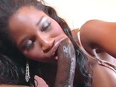 Sexy Lori Alexia needs a little sexual attention so Tyler Knight jumps in with his cock to save..