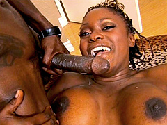 Coco Pink is the type of fat african slut that loves to sex. This girl craves for big black dicks..