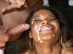 Black porn gang bang video. Porn star name - Megan Pryce