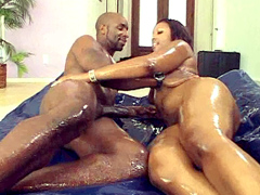Cherokee D Ass is turned on and ready for any cock that she can get! She gives her boyfriend a..