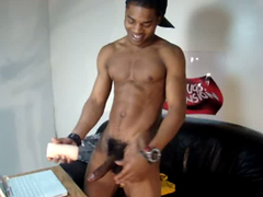 Ghetto men jercking black dicks, Thug Seduction