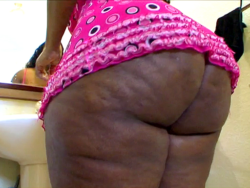 ass big Ebony bbw black