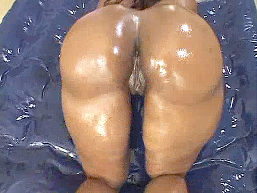 Black Oiled Ass Porn