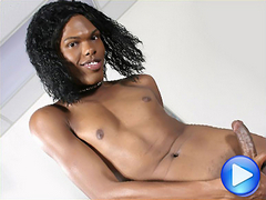 black shemale beauty Jane with big dick