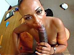 Ebony booty MILF teacher by name of Mya squeezed the sexual crack for more pleasures until there..