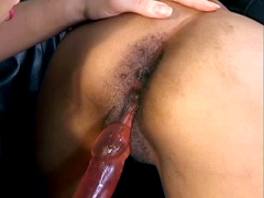 These black lesbians spend just about every weekend squirting pussy juice in each others face and..